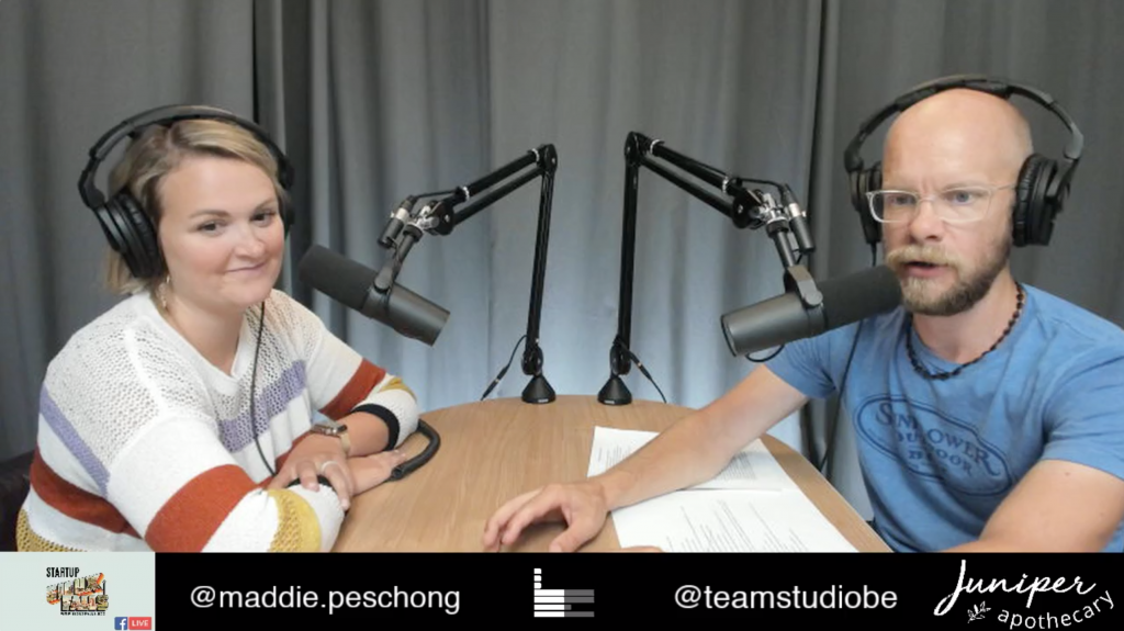 Interview with Maddie Peschong