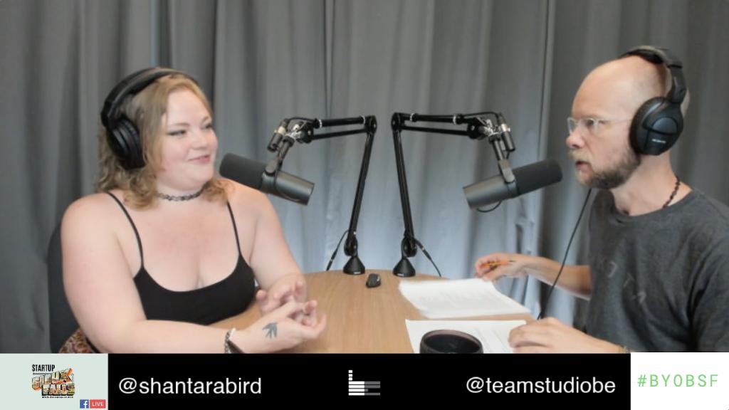 Interview with Shantara Bird