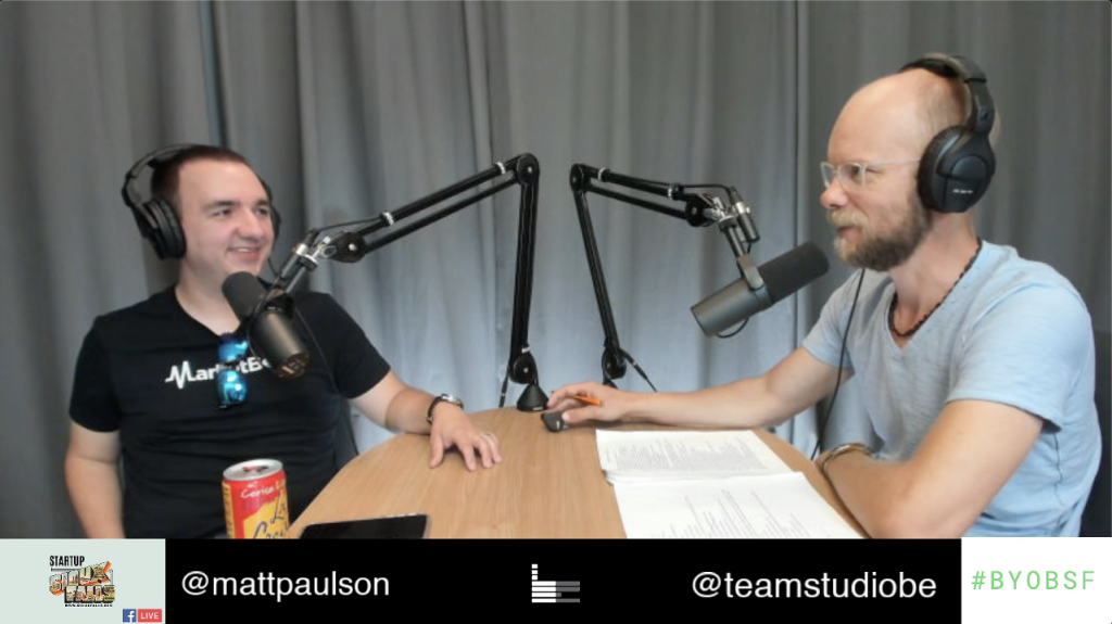 Interview with Matt Paulson